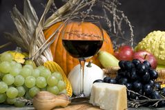 Autumn Harvest 2 Royalty Free Stock Images