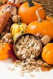 Autumn Harvest Imagen de archivo