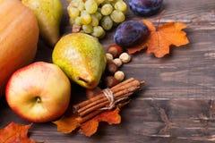 Autumn Harvest Fotografia Stock