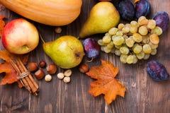 Autumn Harvest Fotografie Stock Libere da Diritti