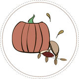 Autumn Harvest illustration libre de droits