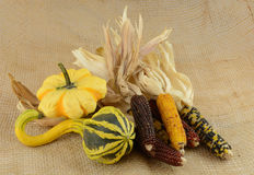 Autumn Harvest Decoration fotos de stock royalty free