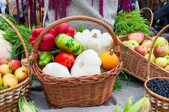 Autumn Harvest festival Stock Photos