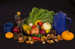 Autumn Harvest Royalty Free Stock Photo