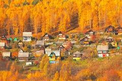 Autumn, HDRI Royalty Free Stock Photos