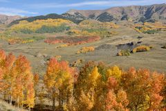 Autumn Hill Royalty Free Stock Photo