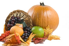 Autumn Holiday Decroations Stock Photos