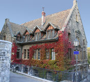 Autumn House 2 Stock Photography