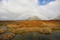 Autumn In Iceland Royalty Free Stock Photography