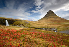 Autumn iceland Royalty Free Stock Photography