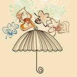 Autumn illustration vector illustration