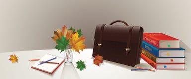 Autumn illustration. Royalty Free Stock Image