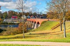 Free Autumn In A Small European Town Stock Image - 79808131