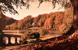 Autumn In England Stock Photography