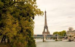 Autumn In Paris Royalty Free Stock Photos