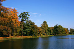 Free Autumn In Park Royalty Free Stock Photography - 4886417