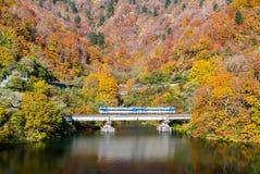 Free Autumn In Tadami Fukushima Japan Royalty Free Stock Image - 122303376