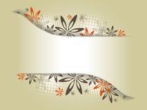 Autumn invitation Stock Photography