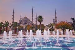 Autumn Istanbul Image stock