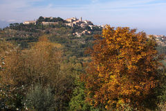 Autumn Italy Stock Photo