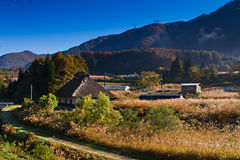 Autumn in Japan Stock Photography