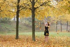 Autumn joy Stock Photos