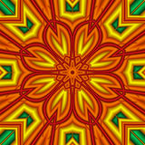 Autumn Kaleidoscope Royalty Free Stock Photos