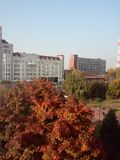 Autumn in Kyiv Royalty Free Stock Image
