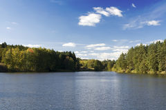 Free Autumn Lake Stock Photography - 21599082