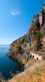 Autumn at Lake Baikal Royalty Free Stock Image