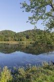Autumn at the Lake Stock Photos