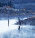 Autumn on lake Royalty Free Stock Photo