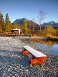 Autumn Lake Scenery Royalty Free Stock Photo
