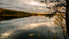 Autumn Landscape Photos stock