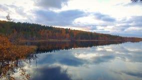 Autumn Landscape almacen de metraje de vídeo