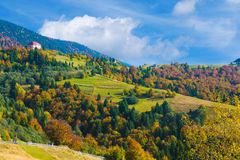Autumn Landscape Foto de Stock Royalty Free