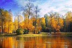 Autumn Landscape Lizenzfreie Stockfotos