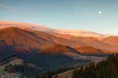 Autumn Landscape stockfoto