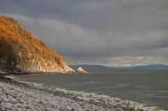 Autumn Landscape Fotografie Stock
