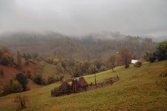 Autumn Landscape royalty-vrije stock foto's