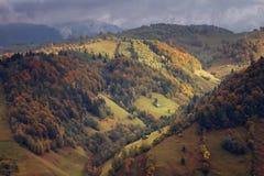 Autumn Landscape stock afbeeldingen