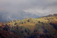 Autumn Landscape royalty-vrije stock afbeeldingen