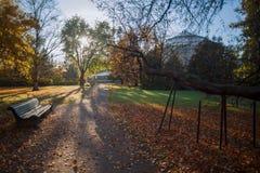 Autumn Landscape, Fotografia Stock Libera da Diritti
