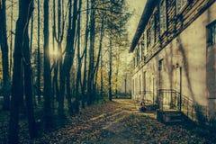 Autumn Landscape, Immagine Stock Libera da Diritti