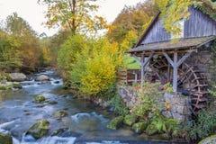 Autumn landscape - Black Forest Stock Photography