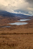Autumn landscape on the Isle of Mull Stock Images