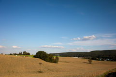 Autumn Landscape at Jena Royalty Free Stock Photo