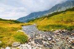 Autumn landscape, Tatra mountains Royalty Free Stock Images