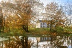 Autumn Landscape Stock Photo