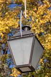 Autumn lantern Stock Photos